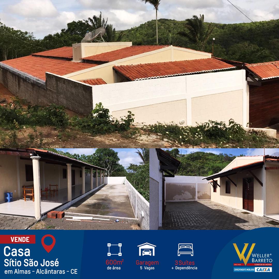 Casa Sitio Almas (Cód. 151)